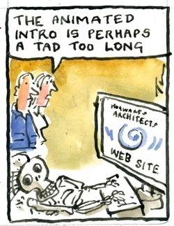 Architect's Websites Suck